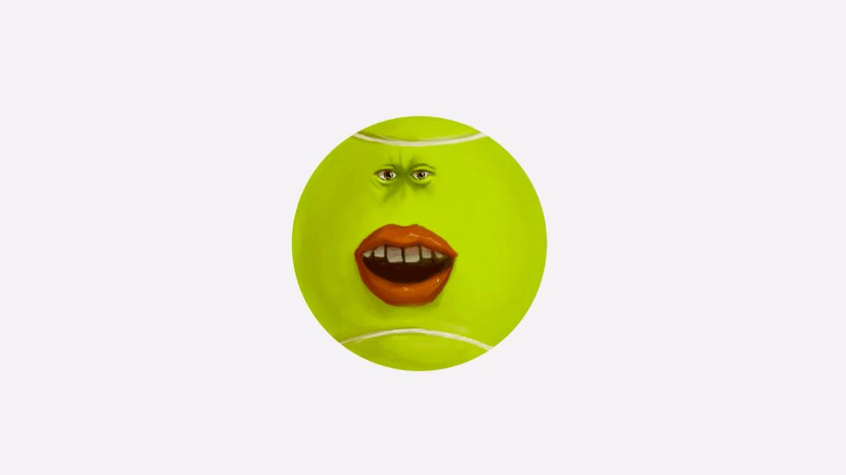 テニス365 テニー誕生