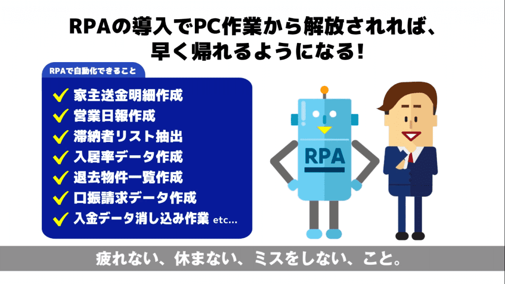 RPAシステム