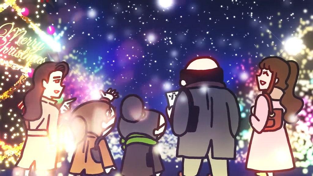 モモウメ「クリスマス」
